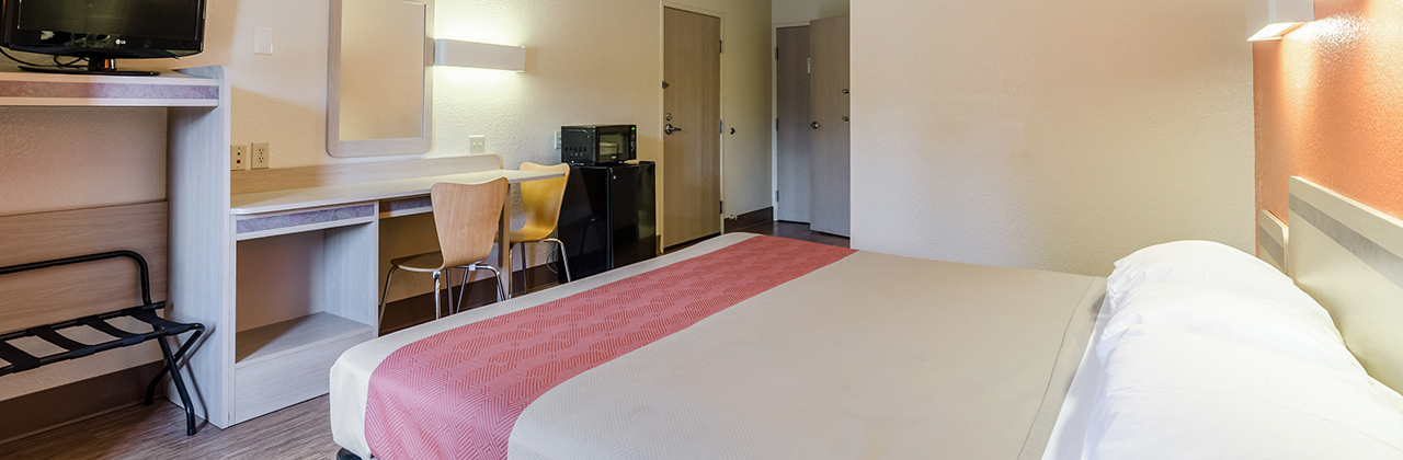 Motel6 | BRISTOL VA | Featured Guest Room